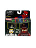 Marvel Minimates White Tiger & Hand Ninja 2-Pack Series 38 Front View