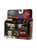 Marvel Minimates White Tiger & Hand Ninja 2-Pack Series 38 Left Side View