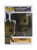 Funko Pop! Groot Vinyl Figure #49 Guardians of the Galaxy Series View 1