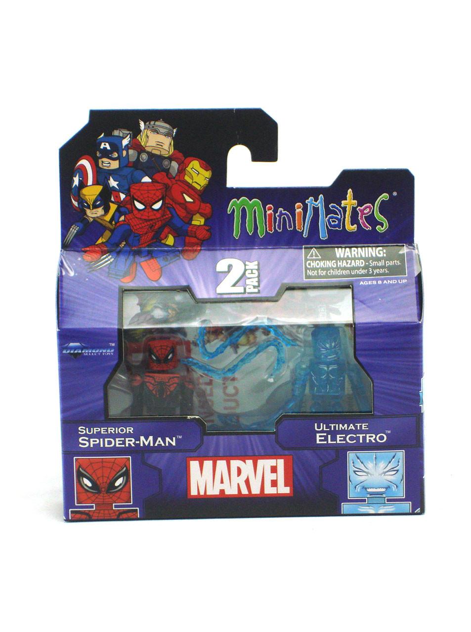 Marvel Minimates TRU Toys R Us Wave 14 Ultimate Spider-Man