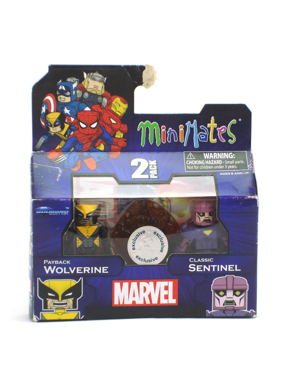 Iron Man Marvel NOW Marvel Minimates TRU Toys R Us Series//Wave 16