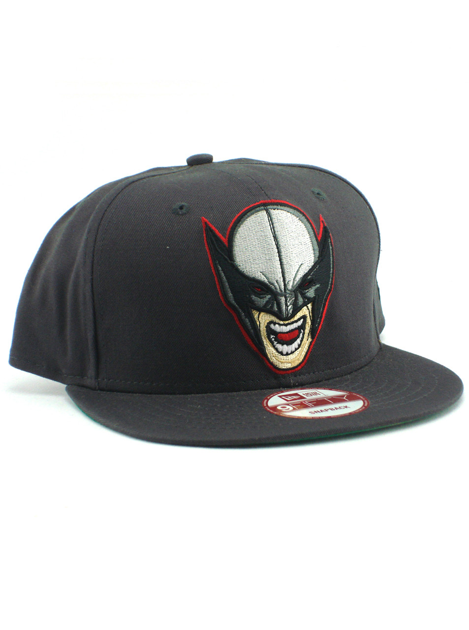 dff54491111 New Era Wolverine Hero Face 9fifty Snapback Hat View 1