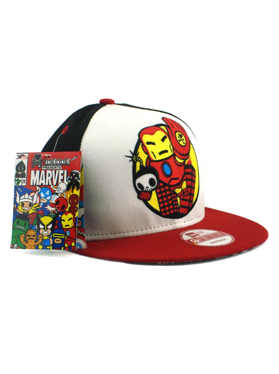 New Era Tokidoki Iron Man   Ciao Ciao 9fifty Snapback Hat View 1 01017ad0b9aa