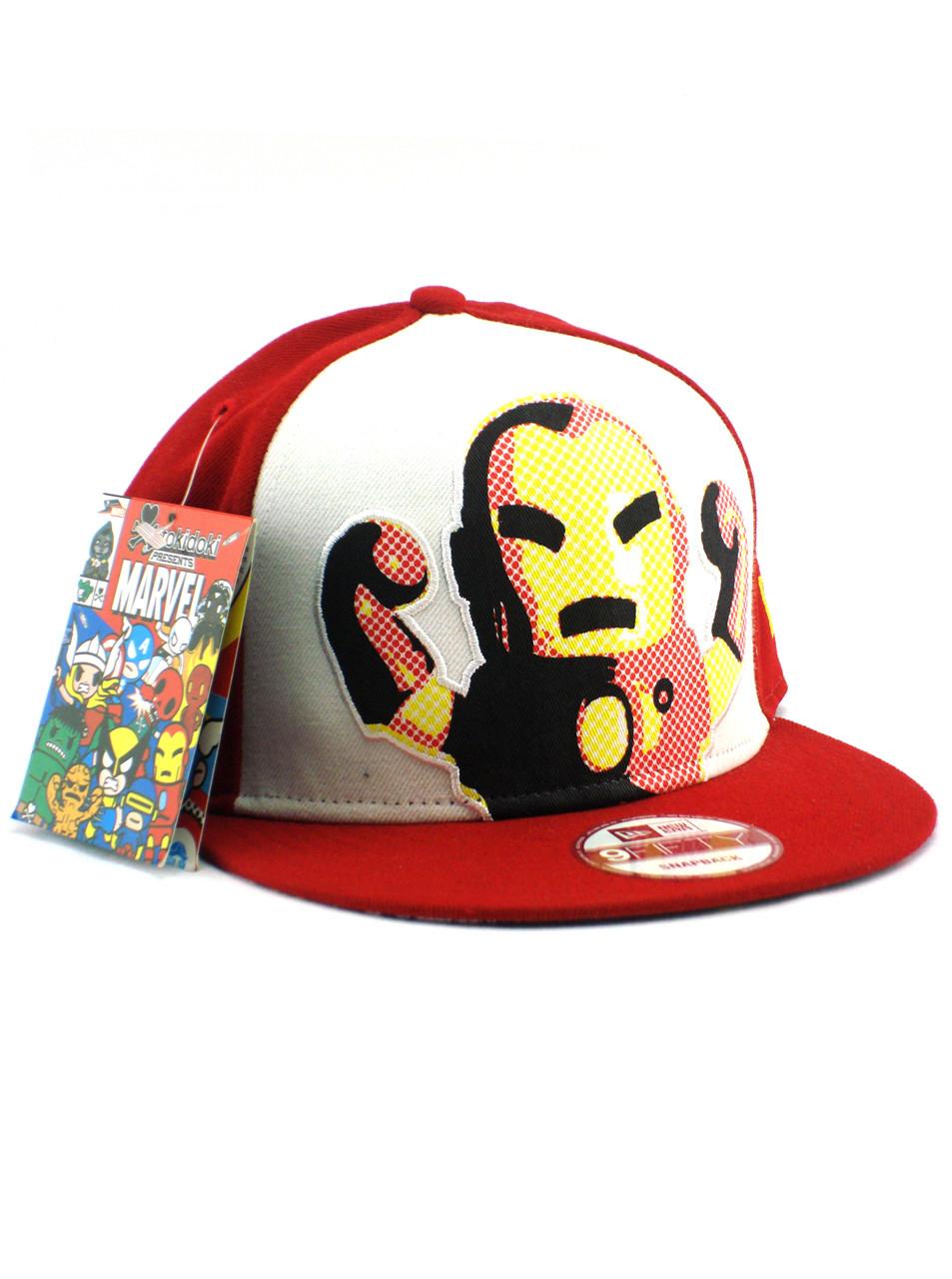 87f887ec13f New Era Tokidoki Iron Man Retro 9fifty Snapback Hat View 1