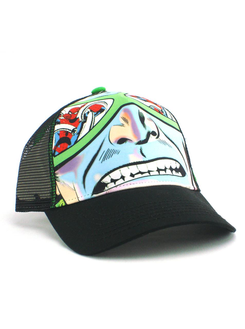 New Era Doctor Octopus Trucker Hat View 1 c995969a5a2