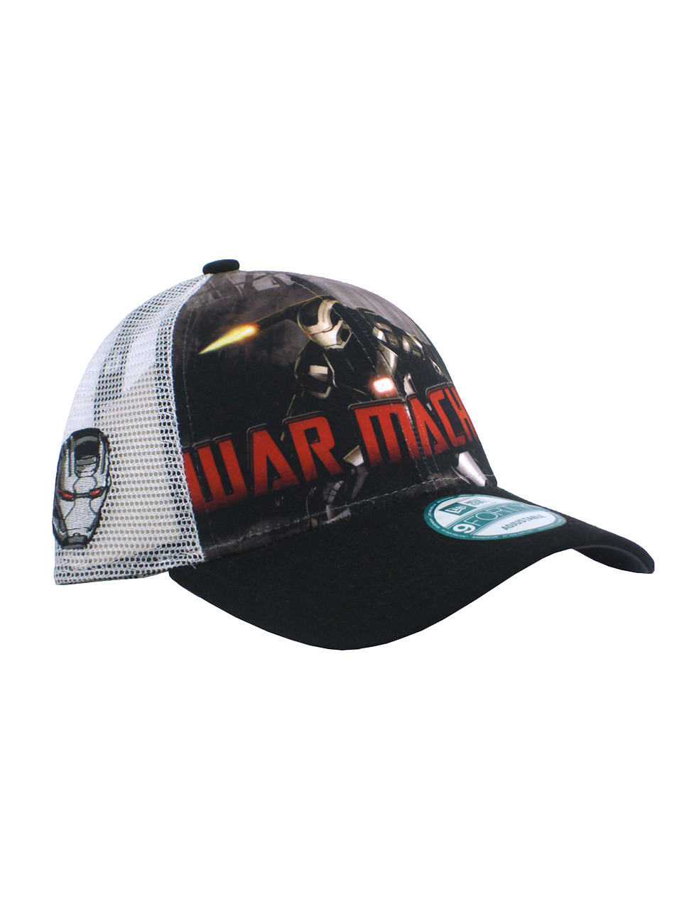 New Era Iron Man 3 War Machine 9fifty A-Frame Snapback Adjustible ... 6537284fd7d2