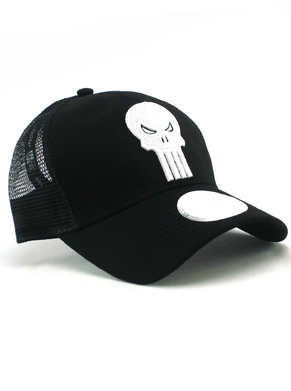 New Era Punisher Adjustable Trucker Hat View 1 df488676042