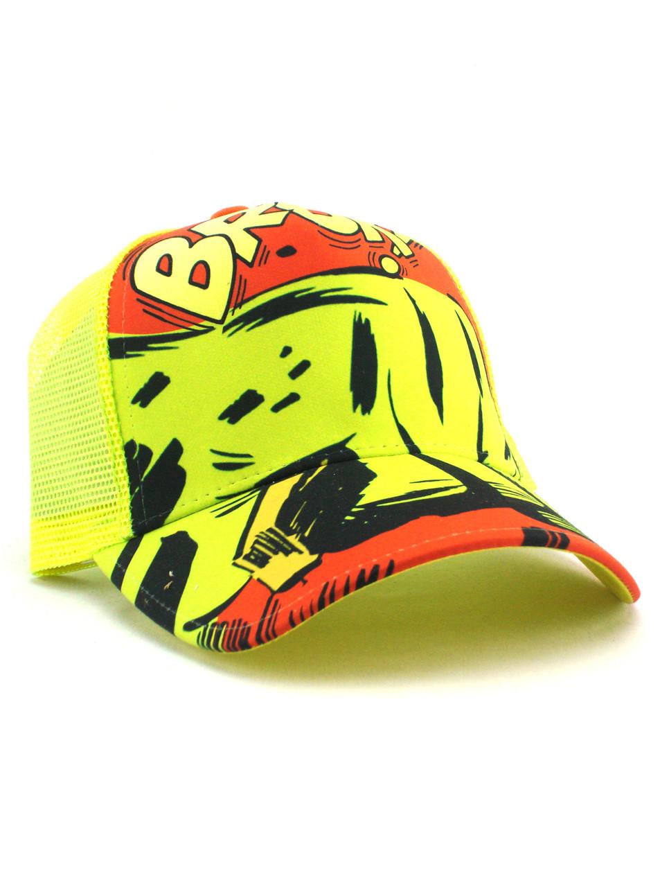 deae26ec3f3 New Era Hulk Fist of Rage Trucker Hat View 1