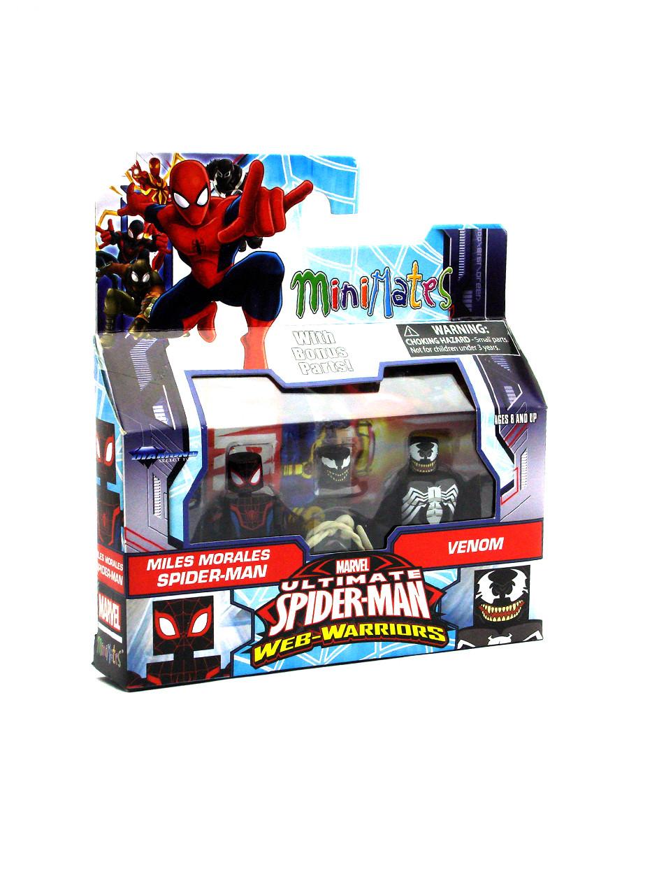 Marvel Minimates Series 2 Venom