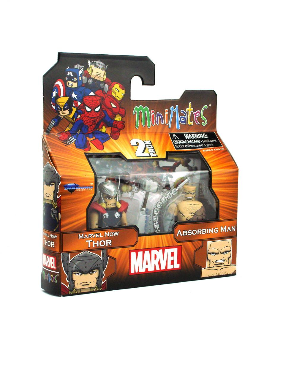 Marvel Minimates Series 5 Absorbing Man