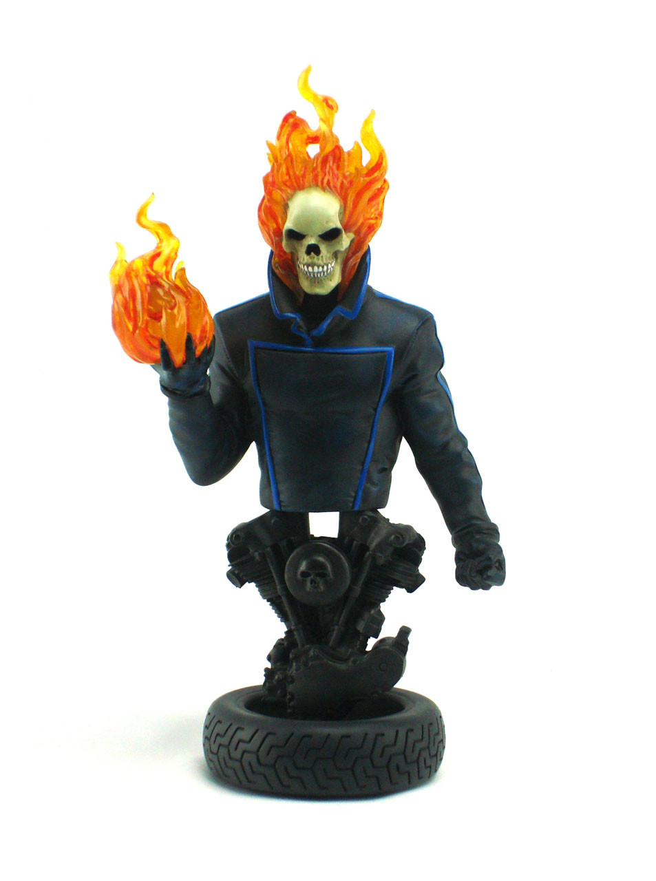 Bowen Designs Ghost Rider Mini Bust (Johnny Blaze)