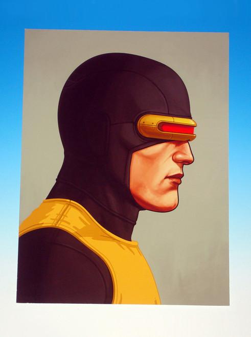 Mondo Cyclops Mike Mitchell Giclee Proof