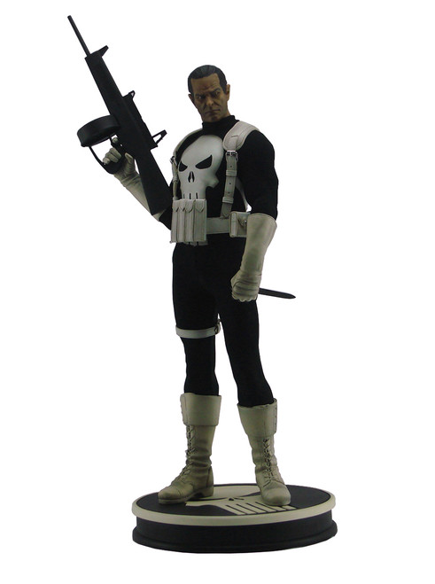 Sideshow Collectibles Exclusive Punisher Premium Format Figure View 1
