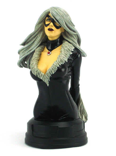 Gentle Giant Black Cat Mini Bust View 1