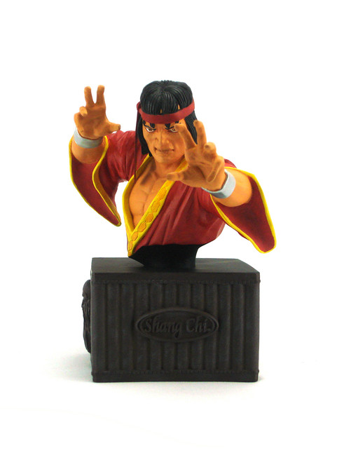 Shang Chi Dynamic Forces Bust View 1