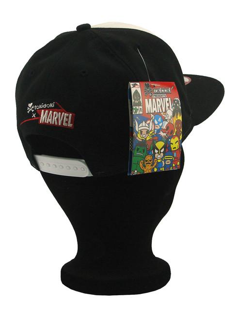 ... New Era Tokidoki Avengers Team Seal 9fifty Snapback Hat View 6 ... 3d399f56d0d0