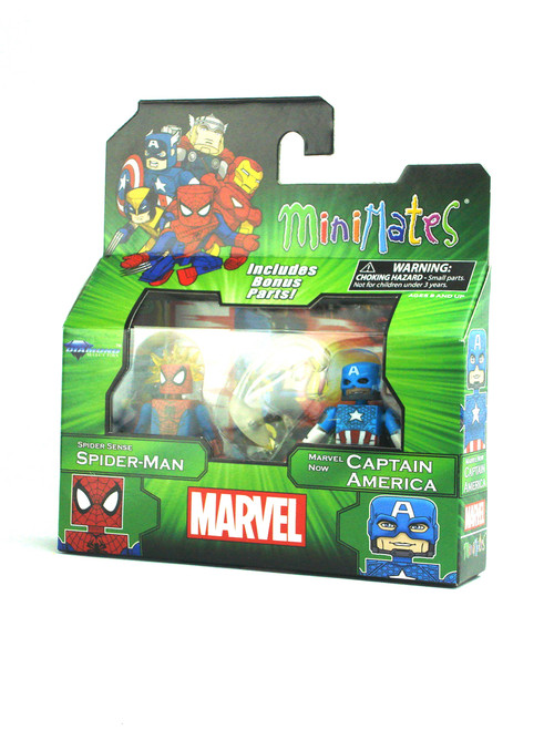 Marvel Minimates Best Of Series 3 Marvel Now Captain America