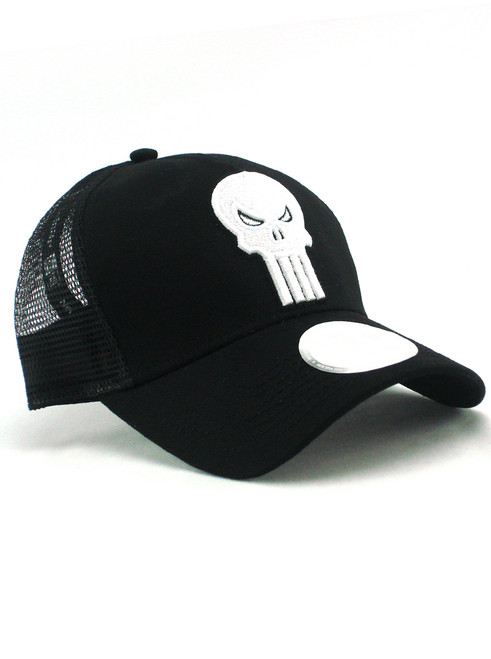 New Era Punisher Adjustable Trucker Hat View 1