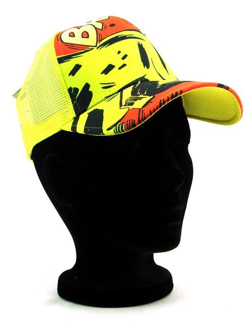 15d2613b7cc ... New Era Hulk Fist of Rage Trucker Hat View 4 ...