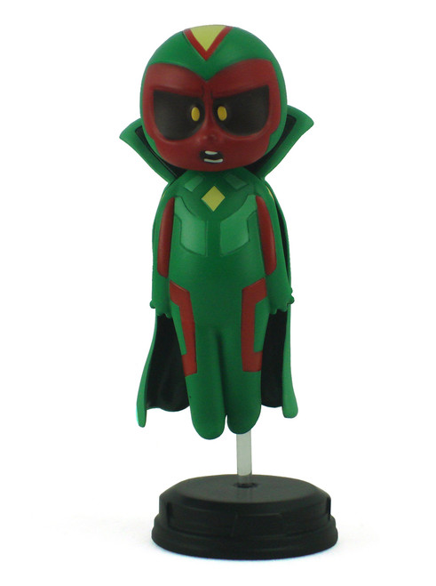 Gentle Giant Vision Animated Statue Skottie Young View 1