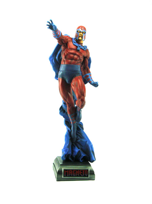 Sideshow Collectibles Magneto Comiquette Exclusive View 1