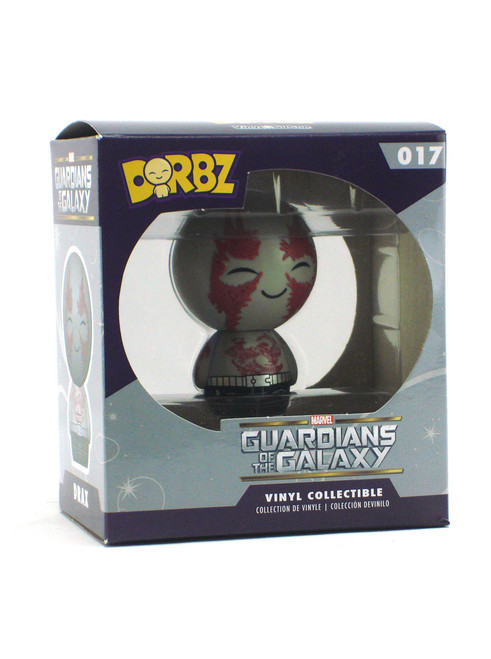 Guardians of the Galaxy Drax Dorbz Funko