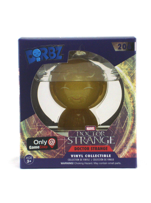 Funko Dorbz Doctor Strange Series Doctor Strange Vinyl Figure Gamestop Exclusive View 1