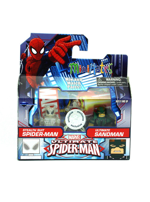 Far From Home Lego Moc Minifigure Toys Gift Kids Bundle Suit 2Pcs Spiderman