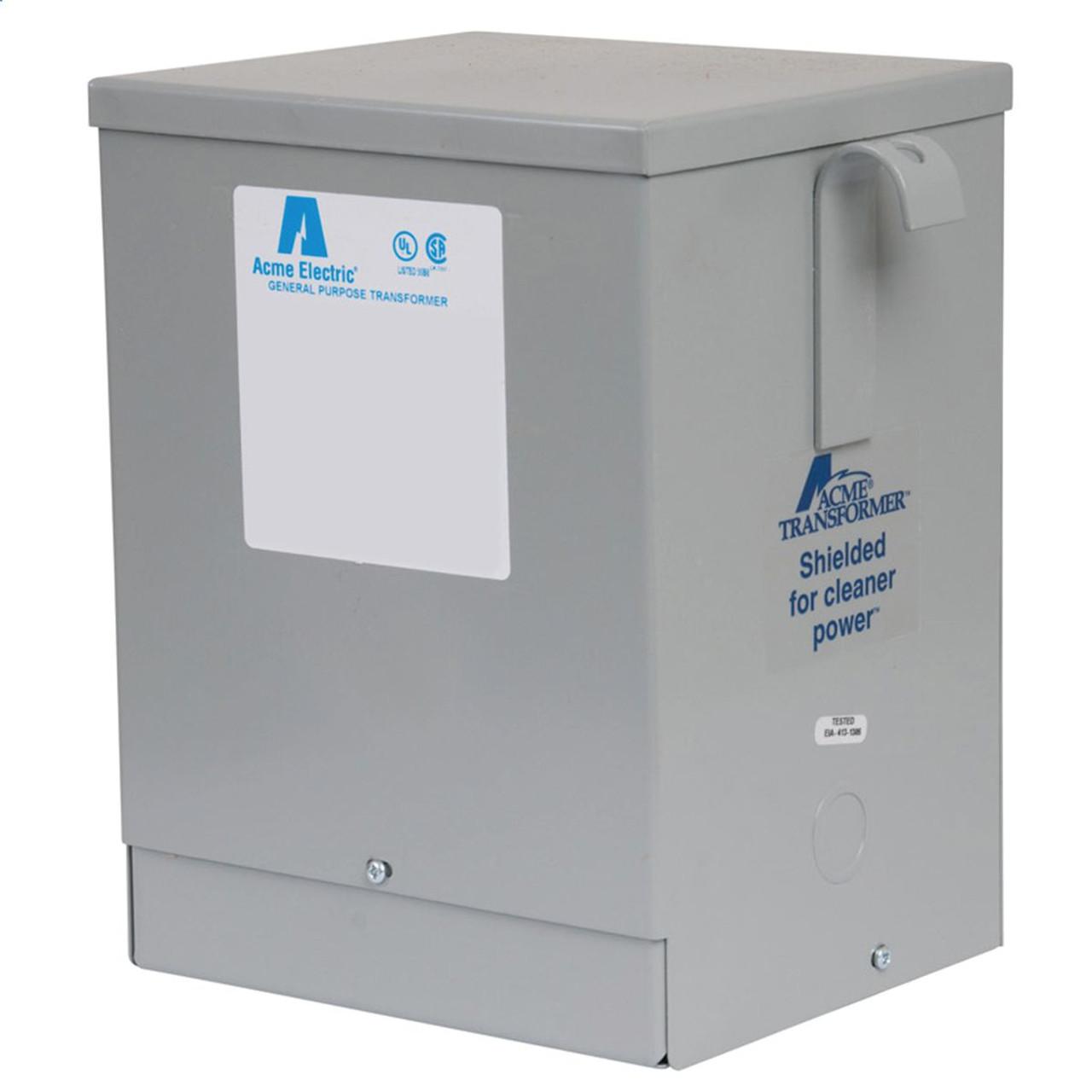 Representative image of an Acme Buck-Boost transformer