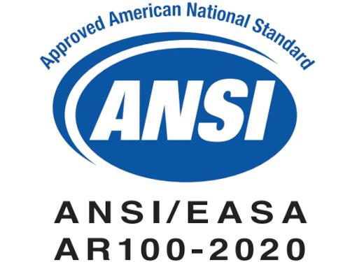 ANSI/EASA Standard AR100-2020