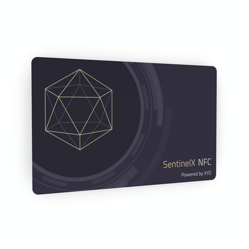 A sleek, scannable, location-verifying device that helps you earn more COIN! If you're using a COIN Basic Account, you'll earn 12x rewards any time you Geomine, and the SentinelX NFC boost is active.  COIN Premium Users (COIN Lite, Plus, Pro, and Master) receive 12x rewards on their accounts regardless of using a SentinelX NFC. However, you can still use your SentinelX NFC with a Premium Account to earn an additional 10% on Geomining Rewards.   This means redeeming twelve times faster for items like speakers, digital assets, or even national sweepstakes with prizes like a Nintendo Switch or a PlayStation 5.  Every scan with the SentinelX NFC ties your digital location data footprint to your physical one, making your data more verified and more valuable, which means more COIN every time.