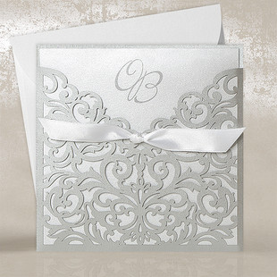 Filigree Pocket Silver