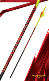 Outlaw Fletched Crested Arrows
