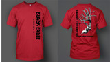 BEA Red Muley Next Level Tri-Blend Tee