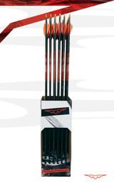 Rampage Fletched 36 Pk Arrows