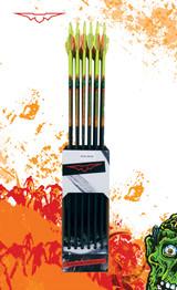Zombie Slayer Crested 36pk Arrows