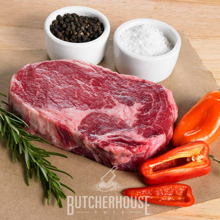 R&R Provision Company Boneless Ribeye brought to you by ButcherHouse Cuts
