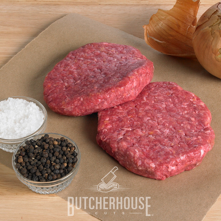 R&R Provision Company Steak Burgers brought to you by ButcherHouse Cuts