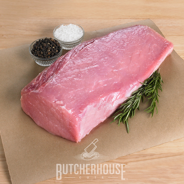 R&R Provision Company Boneless Center Cut Pork Loin Roast brought to you by ButcherHouse Cuts