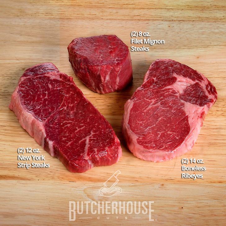 Steak Lover's Gift Pack