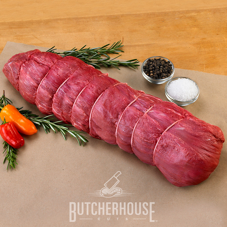 R&R Provision Company Whole Beef Tenderloin brought to you by ButcherHouse Cuts
