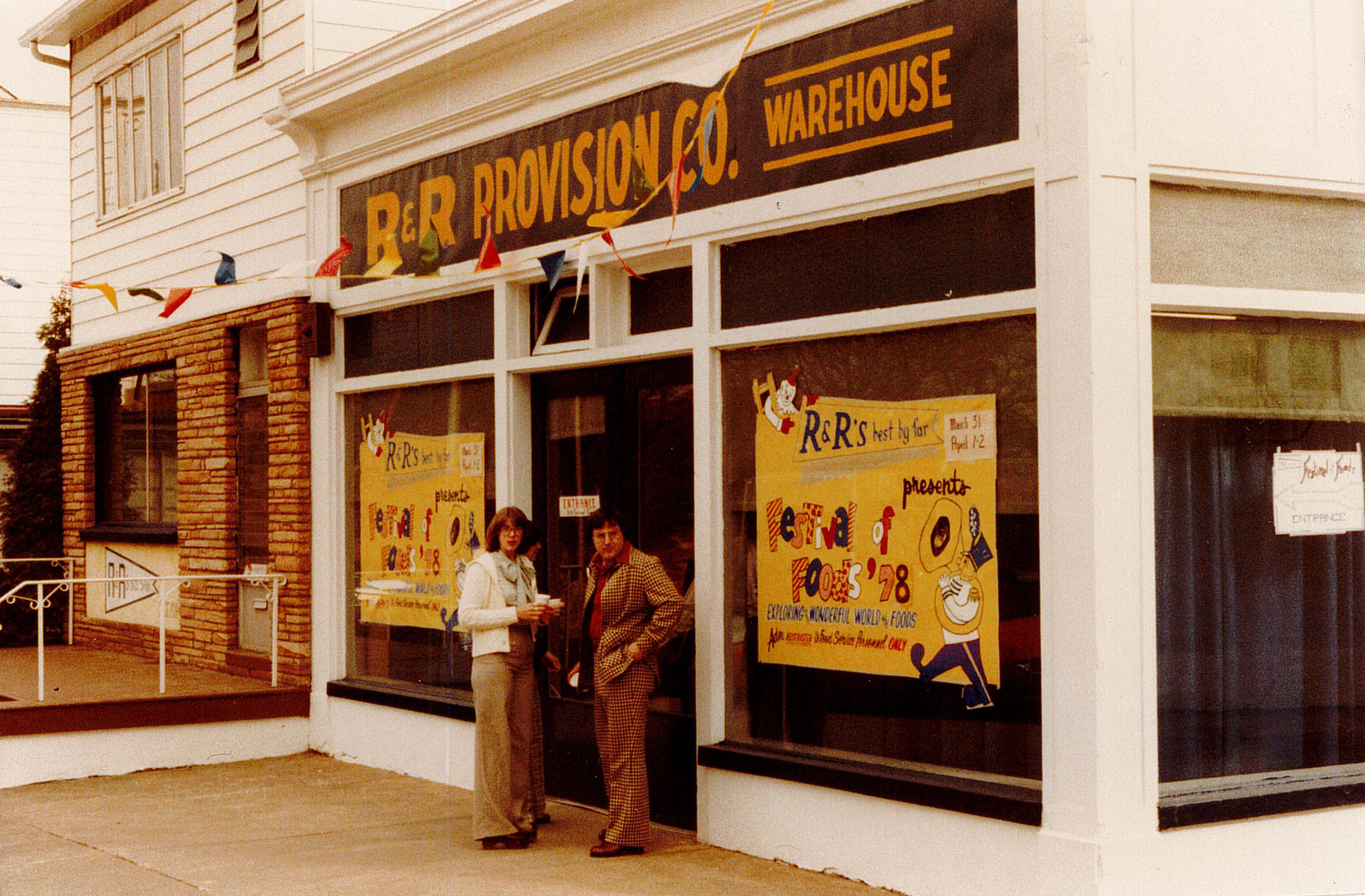 R&R Storefront