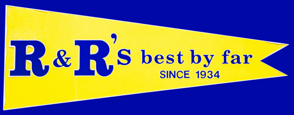 R&R Provision Co. - Original Logo