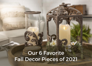 Our 8 Favorite Fall Decor Pieces of 2021