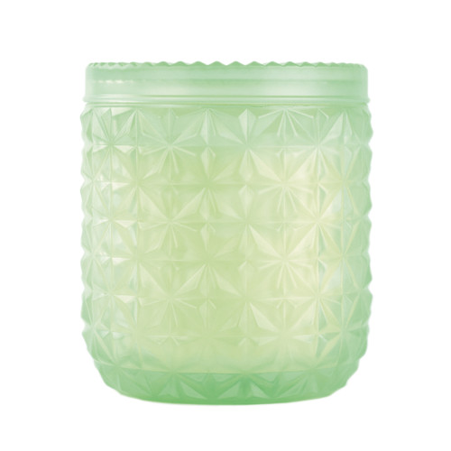 No. 6 Volcano 30 oz. Muse Jumbo Faceted Jar Candle by Capri Blue