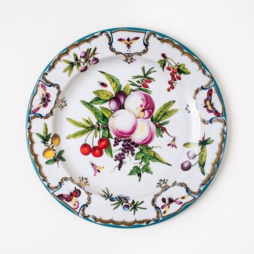 """Duke of Gloucester Tin 10"""" Plate by One Hundred 80 Degrees"""