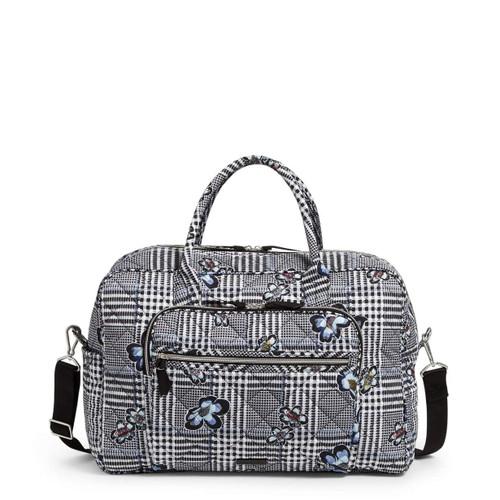 Weekender Travel Bag Performance Twill Bedford Plaid by Vera Bradley