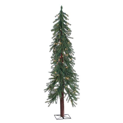 Prelit 5 ft. Alpine Tree by Sterling Tree