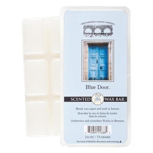 Blue Door Scented Wax Bars - Bridgewater