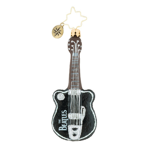 String Of Hits Ornament by Christopher Radko